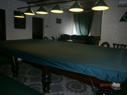 "Бильярд ""ALEX"" Billiard Hall ""ALEX"" 1"